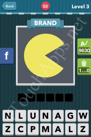 Icomania Level 53 Solution