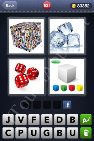 4 Pics 1 Word Level 531 Solution