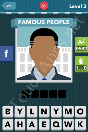 Icomania Level 61 Solution