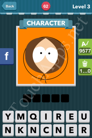Icomania Level 62 Solution