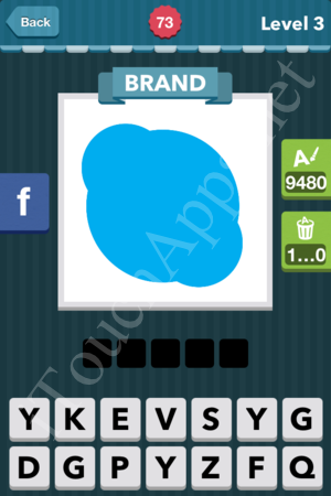 Icomania Level 73 Solution