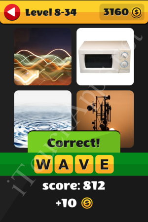 What's That Word Level 8-34 Solution