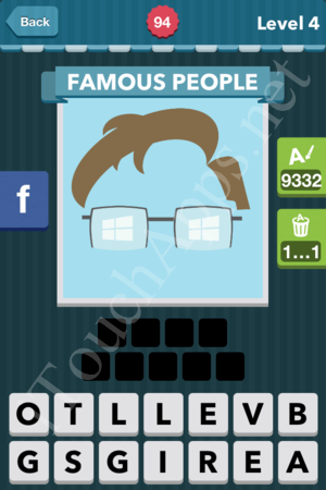 Icomania Level 94 Solution