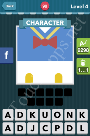 Icomania Level 98 Solution