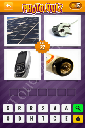 Photo Quiz Arcade Pack Level 22 Solution