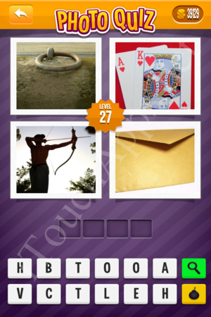 Photo Quiz Arcade Pack Level 27 Solution