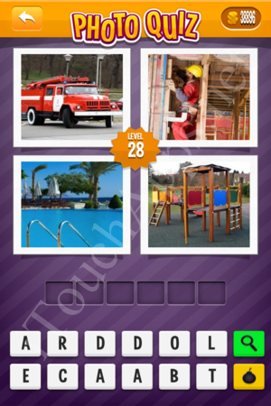 Photo Quiz Arcade Pack Level 28 Solution