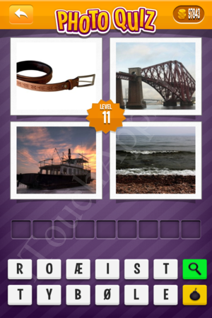 Photo Quiz Denmark Pack Level 11 Solution