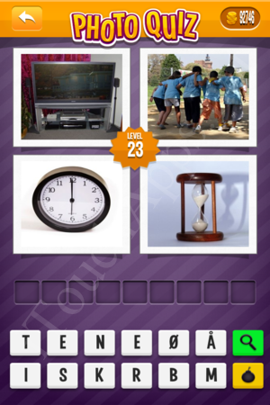 Photo Quiz Denmark Pack Level 23 Solution