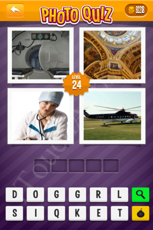 Photo Quiz Denmark Pack Level 24 Solution