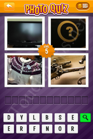 Photo Quiz Denmark Pack Level 5 Solution