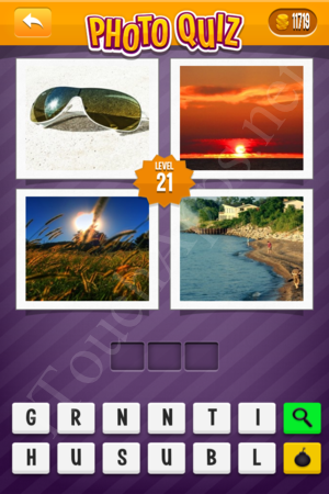 Photo Quiz Easy Pack Level 21 Solution