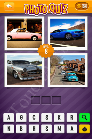 Photo Quiz Easy Pack Level 8 Solution