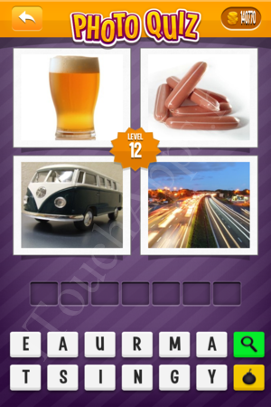 Photo Quiz Geography Pack Level 12 Solution