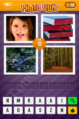 Photo Quiz Geography Pack Level 13 Solution