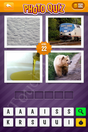 Photo Quiz Geography Pack Level 22 Solution