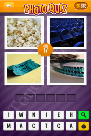Photo Quiz Hard Pack Level 17 Solution