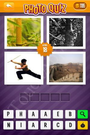 Photo Quiz Hard Pack Level 18 Solution