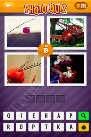 Photo Quiz Hard Pack Level 19 Solution