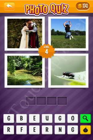 Photo Quiz Hard Pack Level 4 Solution