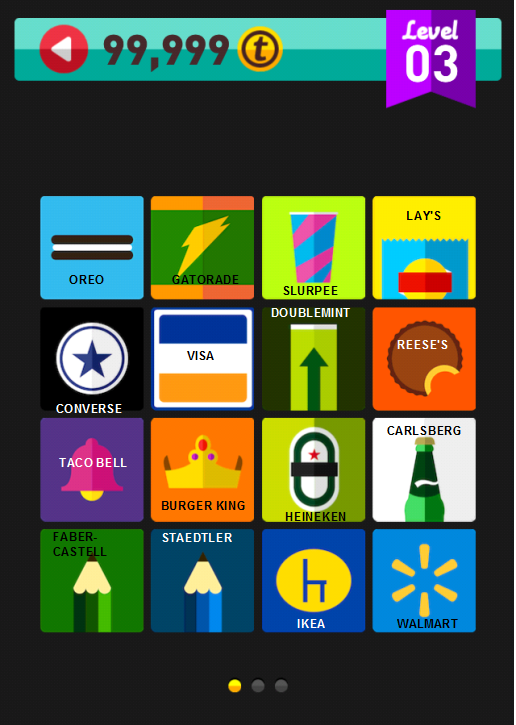 Icon Pop Brand Level 3 Part 1 Answers / Solutions