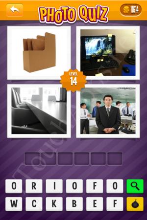 Photo Quiz Medium Pack Level 14 Solution