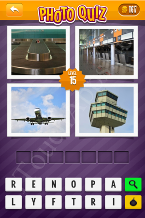 Photo Quiz Medium Pack Level 15 Solution
