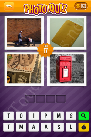 Photo Quiz Medium Pack Level 17 Solution