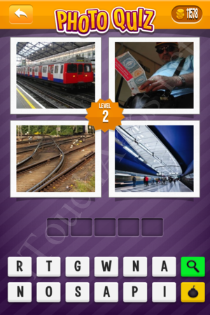 Photo Quiz Medium Pack Level 2 Solution
