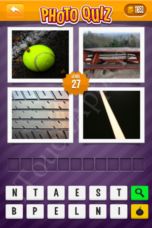 Photo Quiz Medium Pack Level 27 Solution