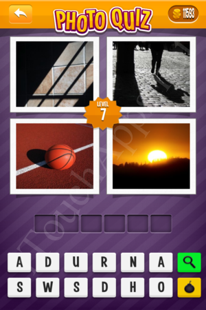 Photo Quiz Medium Pack Level 7 Solution