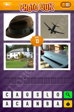 Photo Quiz Movies Pack Level 13 Solution