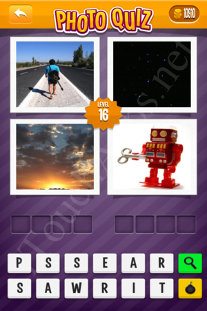 Photo Quiz Movies Pack Level 16 Solution