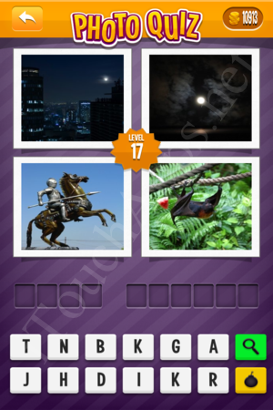 Photo Quiz Movies Pack Level 17 Solution