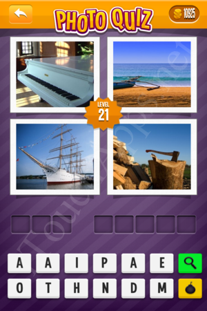 Photo Quiz Movies Pack Level 21 Solution