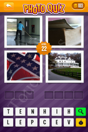 Photo Quiz Movies Pack Level 22 Solution