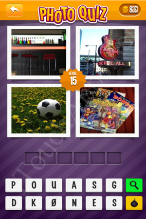 Photo Quiz Norway Pack Level 15 Solution