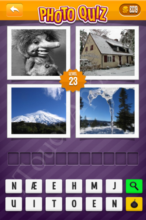 Photo Quiz Norway Pack Level 23 Solution