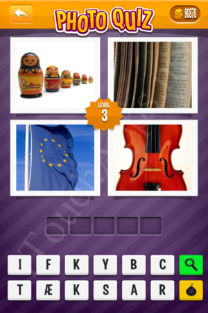 Photo Quiz Norway Pack Level 3 Solution