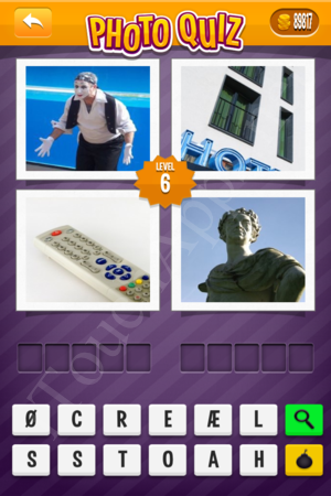 Photo Quiz Norway Pack Level 6 Solution