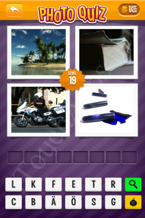 Photo Quiz Sweden Pack Level 19 Solution
