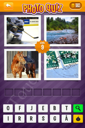 Photo Quiz Sweden Pack Level 9 Solution