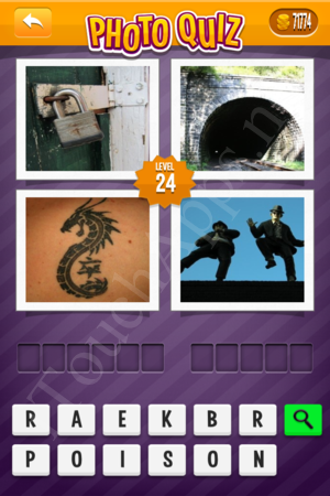 Photo Quiz Tv Pack Level 24 Solution
