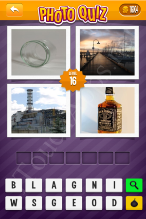 Photo Quiz Uk Pack Level 16 Solution