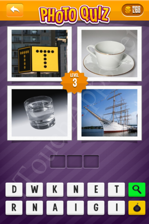 Photo Quiz Uk Pack Level 3 Solution
