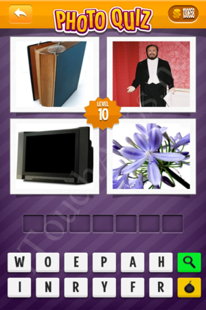Photo Quiz Usa Pack Level 10 Solution
