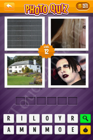 Photo Quiz Usa Pack Level 12 Solution