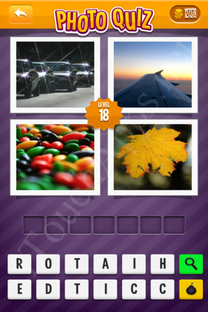 Photo Quiz Usa Pack Level 18 Solution