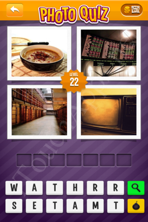 Photo Quiz Usa Pack Level 22 Solution