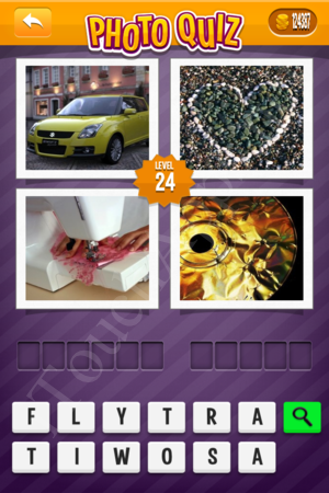 Photo Quiz Usa Pack Level 24 Solution